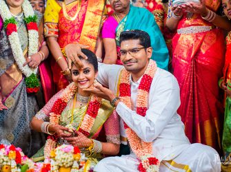 Traditional Tamil Wedding